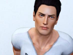 Sims 3 — John Stewart by Bebana2 — He wants to become a superstar athlete. :) Traits: Atletic, daredevil, friendly, party