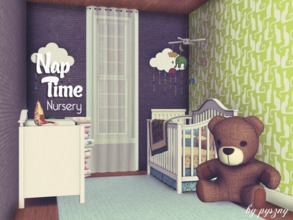 Nap Time   Nursery