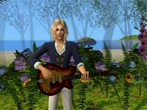 Sims 2 — Keith by Sirok by sirok2 — Adult male sim.Keith likes rock music and beautiful girls.