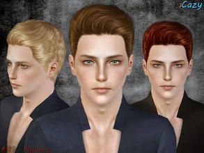 Cazys Male Sims 3 Hairstyles