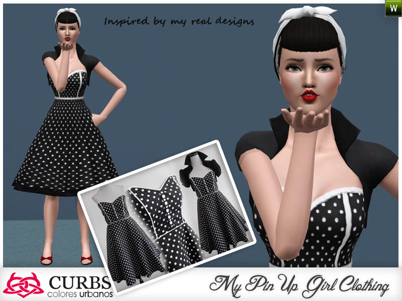. Colores Urbanos  curbs rockabilly 12