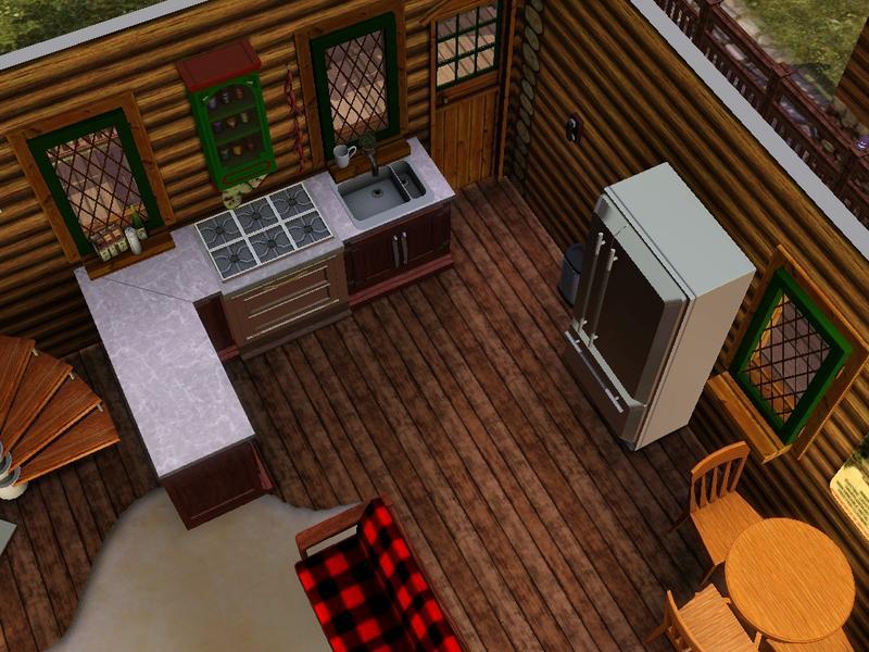 Pawzsim's Zach's Fishing Cabin