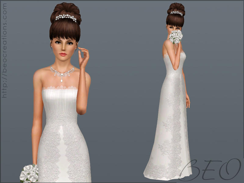 Wedding Dress 23