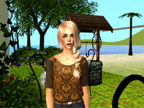 Sims 2 — Bethany by sirok2 — Bethany Jhons. Young and ambitious person.