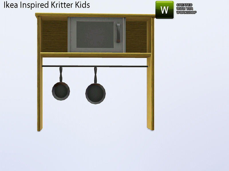thenumberswoman 39 s ikea inspired ikea kritter kids room kids stove hutch. Black Bedroom Furniture Sets. Home Design Ideas