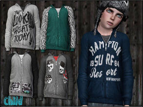 Sims 3 — ChildFashionSet1_Sweater by Shojoangel — Hi...fashionable and trendy set for your little kids...set included