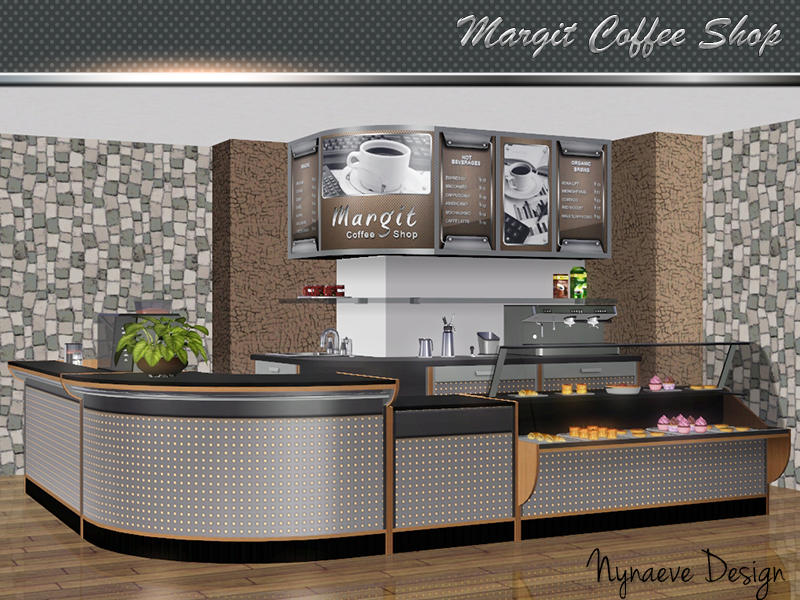 Nynaevedesign S Margit Coffee Shop