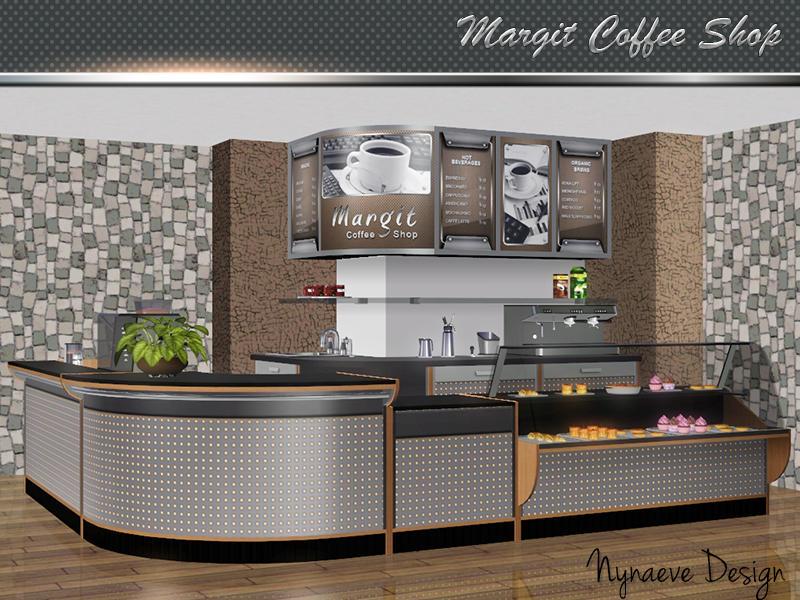 Nynaevedesign S Margit Coffee Shop