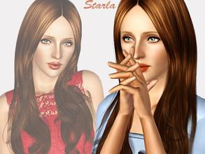 Sims 3 — Starla by pizazz — Starla is a young adult sim with a bubbly personality. A good cook out and fun in the sun