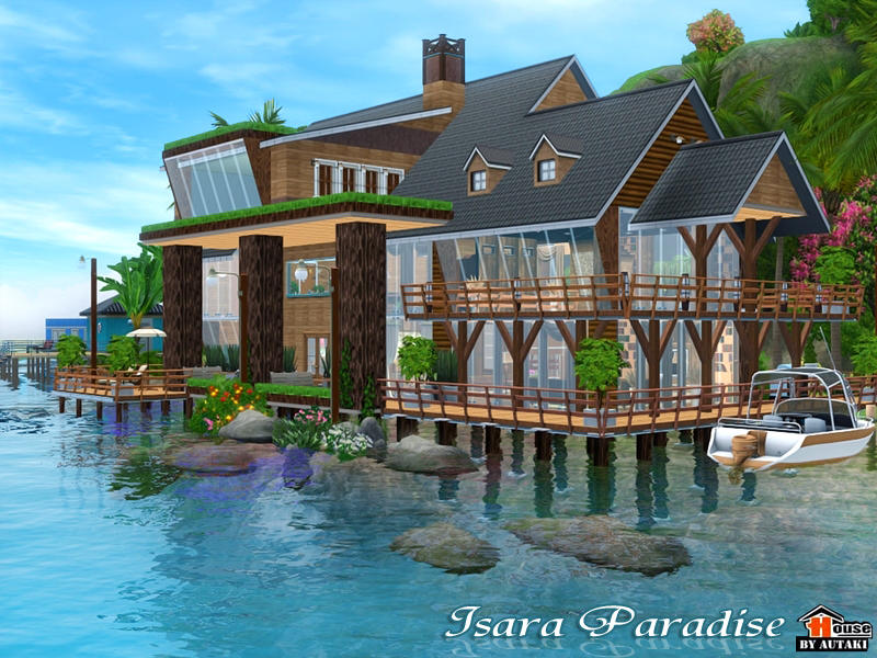 Autaki 39 s isara paradise for Beach house 3 free download