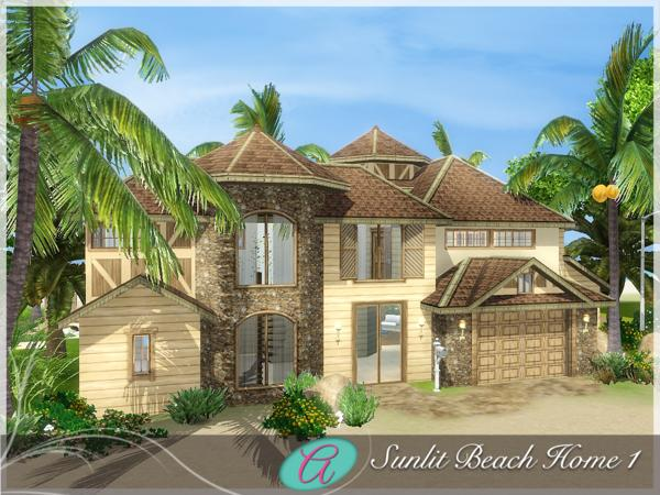Aloleng 39 s sunlit beach home 1 for Beach house 3 free download