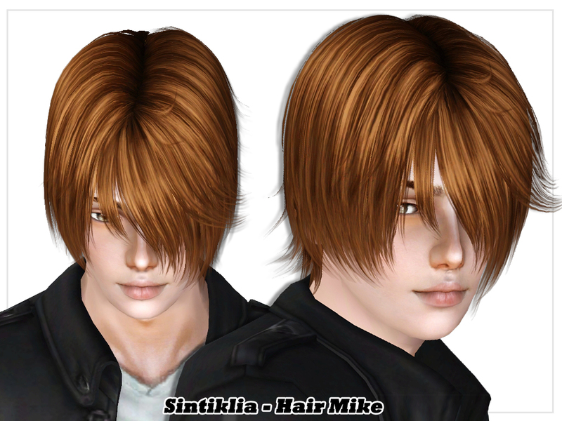 Sensational Sintikliasims Sintiklia Male Hair Mike Short Hairstyles Gunalazisus