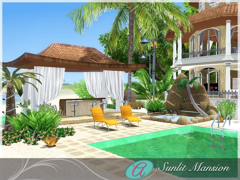 aloleng's Sunlit Mansion Beach House