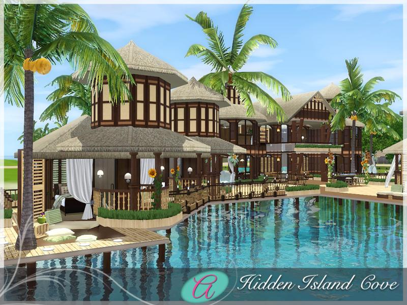 Aloleng 39 s hidden cove resort for Beach house 3 free download