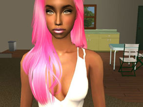 Sims 2 — Raaven by renegaderunway — Lead singer of the up and coming indie-rock band The Bubblegums.