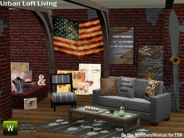 Thenumberswoman S Urban Loft Living