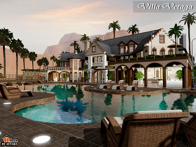 Autaki 39 s villa vetaga for Beach house 3 free download