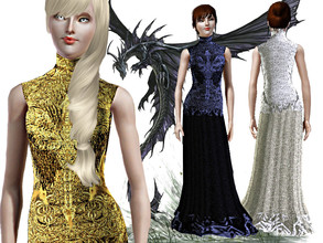 sims 3 medieval dress download