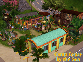 Camping And Caravans Sims 3 Downloads