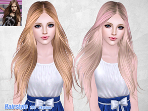 Sims 3 Hairstyles