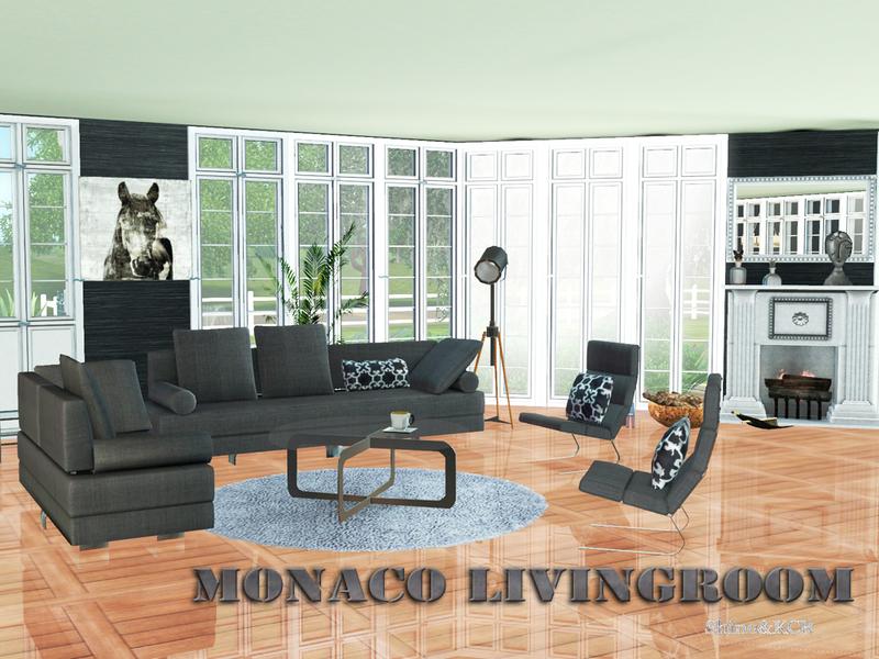 ShinoKCR\'s Living Monaco