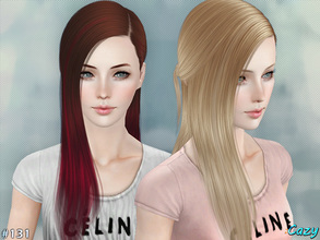 soccer hairstyles for girls : ... Sims 3 / Hair / Hairstyles / Female / Skyle Hairstyle - Set