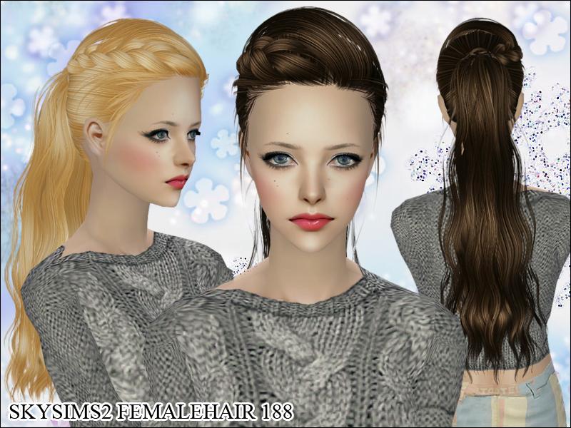Sims 2 моды на внешность скачать