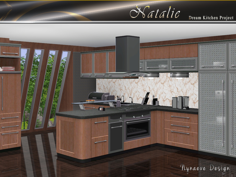 Nynaevedesign 39 s natalie kitchen for Kitchen set name