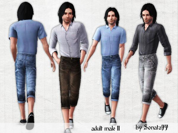 Мужчины | Повседневная одежда. Рубашки, майки W-600h-450-2421269