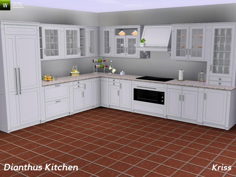 Kriss Dianthus Kitchen