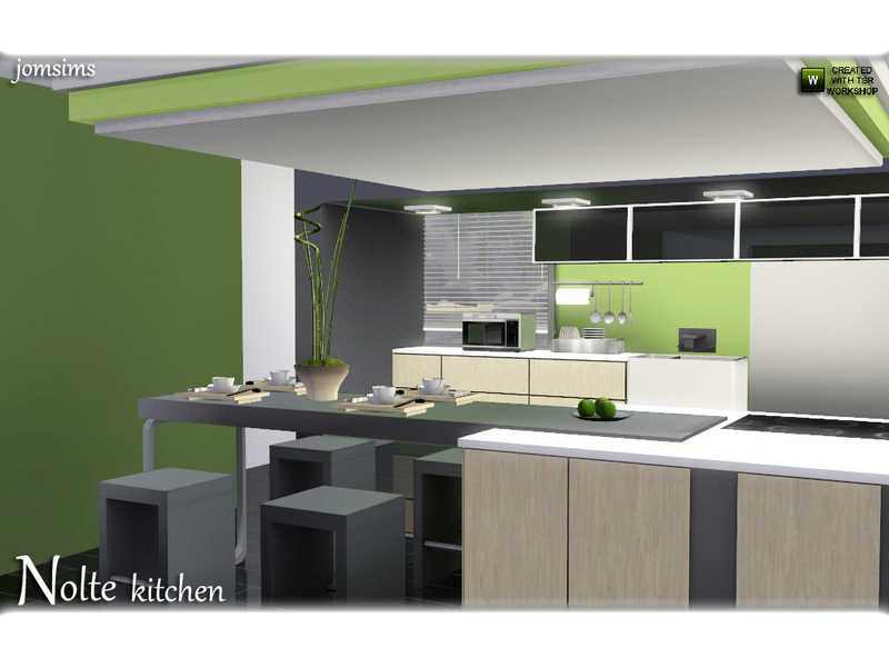 jomsims 39 nolte kitchen. Black Bedroom Furniture Sets. Home Design Ideas