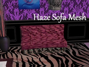 Sims 2 — Haze Sofa Mesh by staceylynmay2 — This is the mesh.