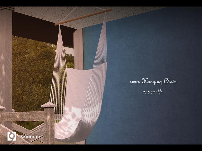 xxinnine's Hanging Chair (garden/indoor)