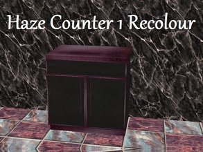 Sims 2 — Haze Counter 1 Recolour by staceylynmay2 — This is the recolour of rylee kitchn counter 1 mesh.