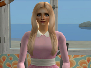 Sims 2 — Nicole by sirok2 — just tender girl