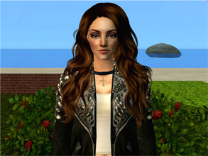 Sims 2 — Florence by sirok2 — Take Florence into your game \'cause she is very attractive woman