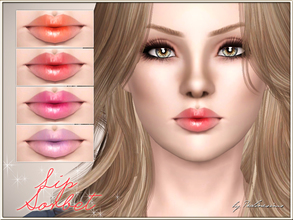 Sims 3 — Lip Sorbet by Pralinesims — New realistic lipstick for your sims! Your sims will love their new look ;) - Fits