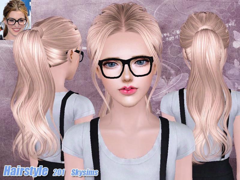 Skysims Hair 201