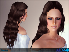 2,470 Creations Downloads / Sims 3 / Hair / Searching for 'curly hair'