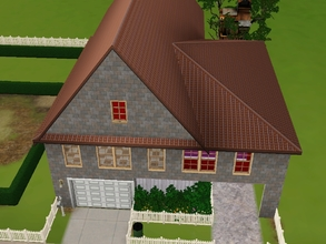 Sims 3 — Stork Lair - Baby Challenge House by frozensims152 — This house has been designed for players hoping to attempt