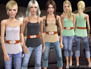 sims 3 clothing  'casual'