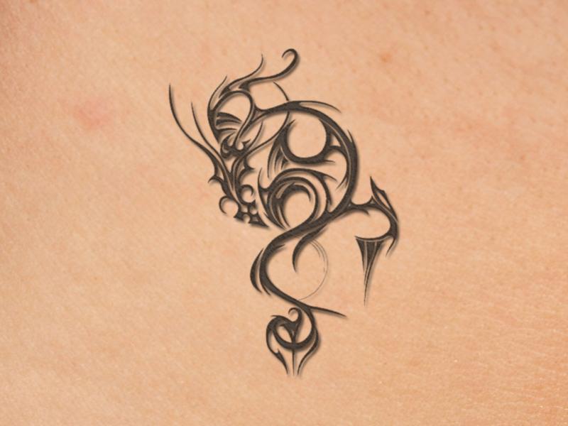 Dark Hunter Tattoo