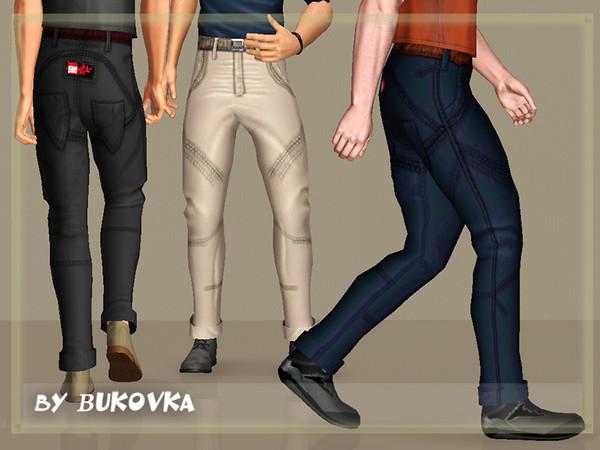 Мужчины | Повседневная одежда. Брюки, штаны W-600h-450-2435205