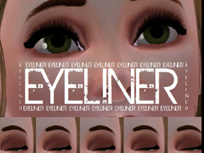 Sims 3 — Eyeliner_Beautiful by irinas1112 — 1,44 MB So Pretty,and recolorable