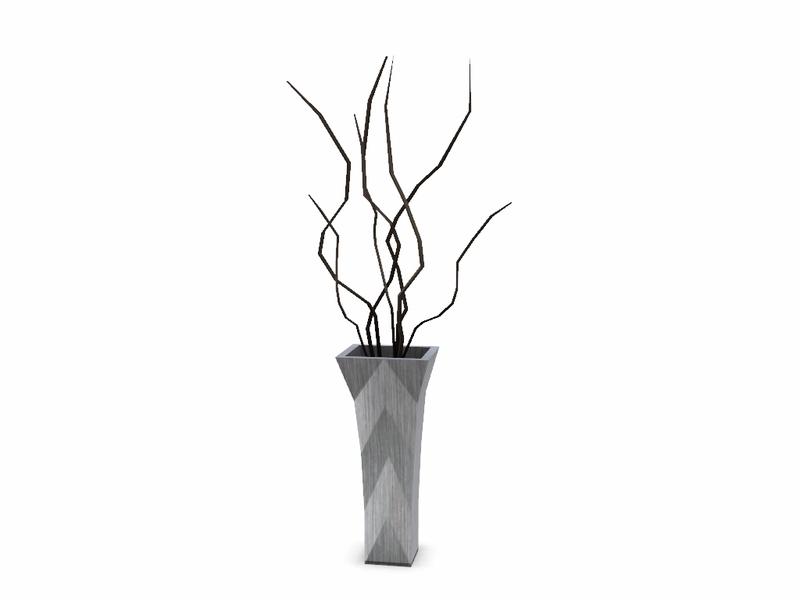 Simman123s Bowyn Stick Vase