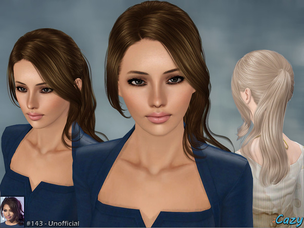 haircut free cazy s unofficial hairstyle set 2440