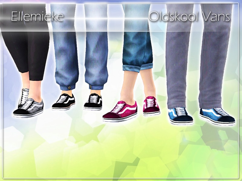 Los Sims 3 Furgonetas Zapatos Masculinos vWzMqtc