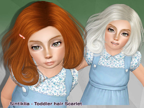Sims 3 Hair Toddler Hair