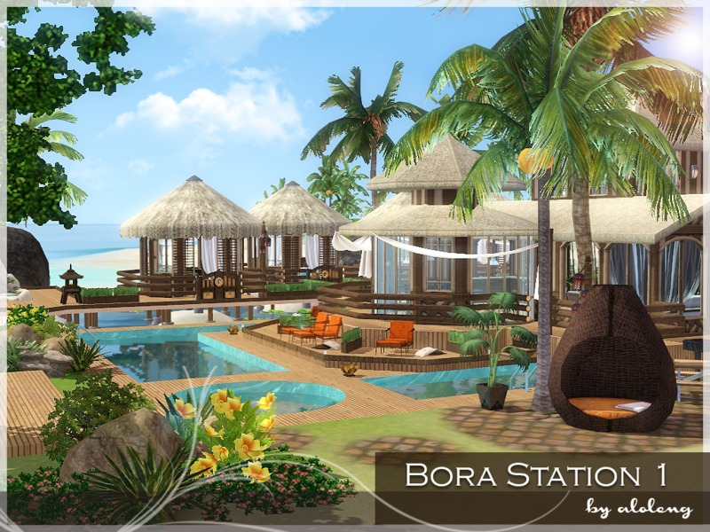 Aloleng 39 s bora station 1 for Beach house 3 free download