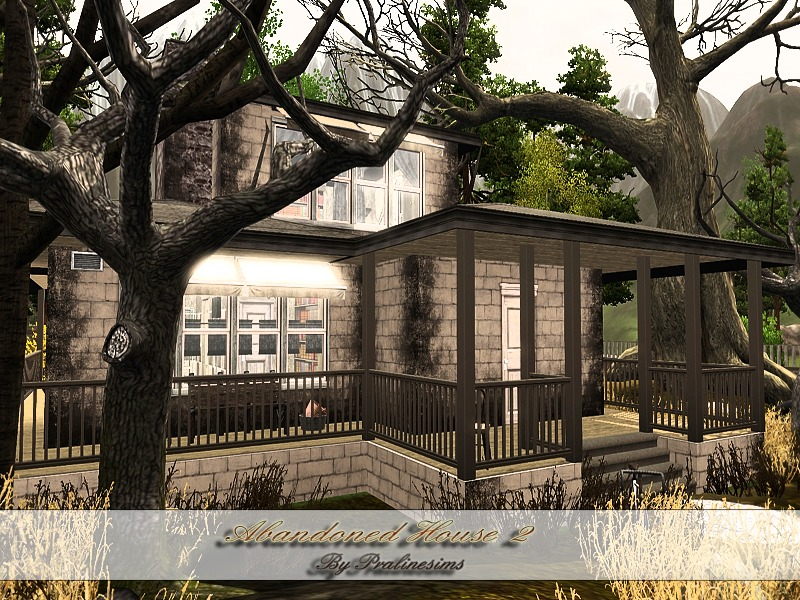 sims 4 house download cc included